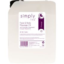 Simply THE Face & Body Massage Oil 4 Litre