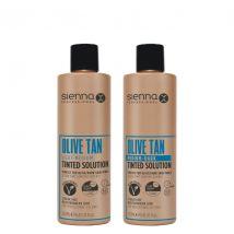 Sienna X Tinted Spray Tan Solution 250ml