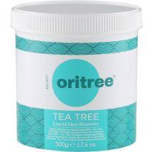 Oritree Tea Tree Liquid Hair Remover 500g