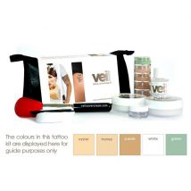 Veil Tattoo Kit, Medium Colours