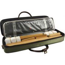Vulsini Bamboo Heating Bag with 12 Piece Bamboo Cane Set