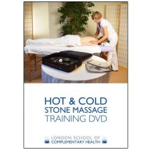 Hot & Cold Stone Massage Training DVD