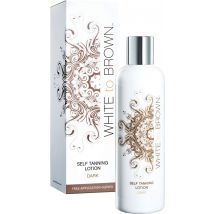 White to Brown Self Tan Lotion, Dark 250ml