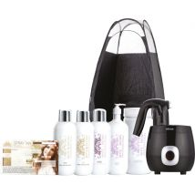 White to Brown Spray Tanning Starter Kit