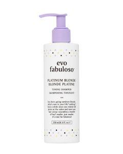 Evo Fabuloso Toning Shampoo, Platinum Blonde 250ml