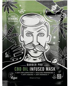 Barber Pro CBD Oil Infused Mask