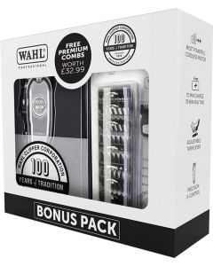 Wahl Limited Edition 100 Year Anniversary Bonus Pack