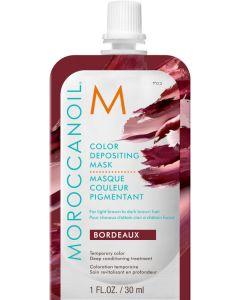 Moroccanoil Color Depositing Mask, Bordeaux 30ml