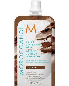 Moroccanoil Color Depositing Mask, Cocoa 30ml