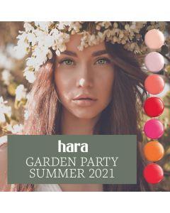 Hara Gel Polish Garden Party Collection 8ml