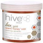 Hive Lux Gold Warm Honey Wax 425g