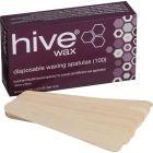 Hive Disposable Waxing Spatulas (100)