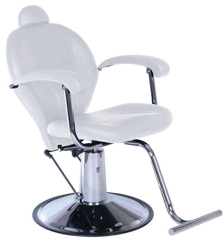 Phenomenal Real Salons Weston Beauty Chair White Ibusinesslaw Wood Chair Design Ideas Ibusinesslaworg
