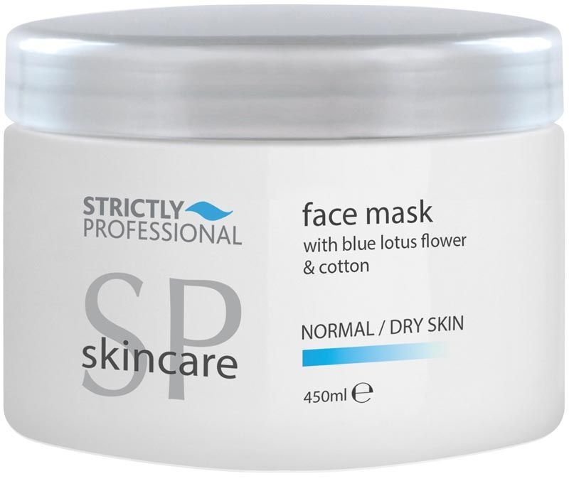 Strictly Professional Face Mask Normaldry 450ml