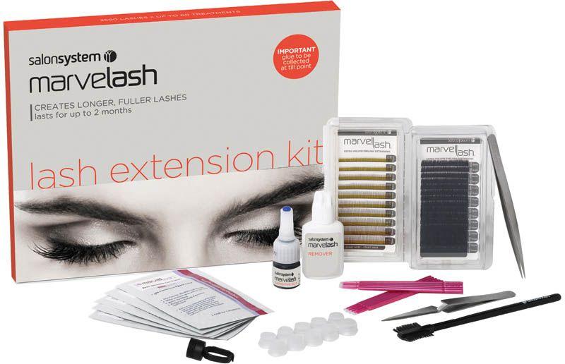 9242e739ed2 Salon System Marvelash Lash Extension Kit