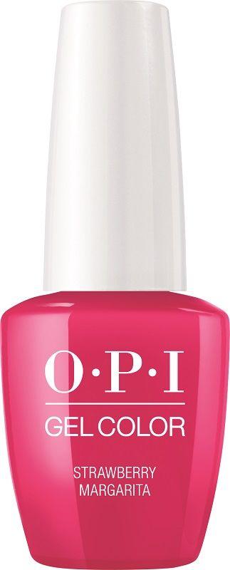 Opi Gelcolor Strawberry Margarita 15ml