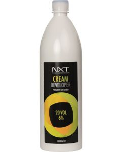 NXT Cream Developer, 20 Vol (6%) 1 Litre