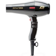 Parlux 2800 Professional Hairdryer, Black