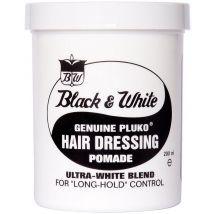 Black & White Hair Dressing Pomade 200ml