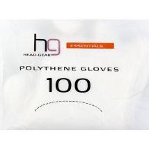 Head Gear Polythene Gloves (100)