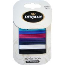 Denman No Damage Elastics, Bright Small (34)