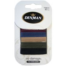 Denman No Damage Elastics, Neutral Small (30)