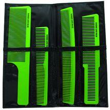Barber Loco Neo Comb Set (4)