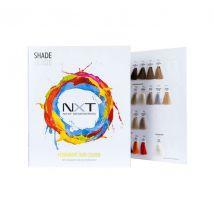 NXT Permanent Hair Colour Shade Guide