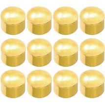 Caflon Gold Plated Ball Earrings, Regular (12)