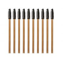 Eco-Friendly Disposable Bamboo Mascara Brushes (25)