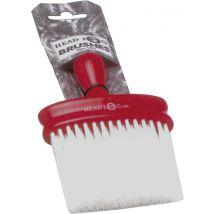 Head Jog 199 Neck Brush, Red