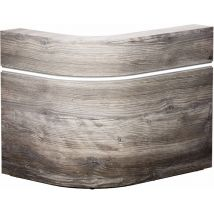 REM Saturn Reception Desk 1220 x 920mm