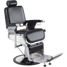 REM Emperor Classic Barbers Chair, Black