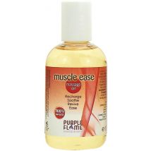 Purple Flame Massage Oil, Muscle Ease 100ml