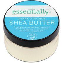 Essentially Virgin Organic Shea Butter 160g