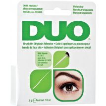 Ardell Duo Brush On Lash Adhesive, Clear 5ml