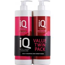 iQ Daily Twin Pack 1 Litre