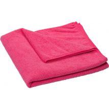 Head Gear Microfibre Towels, Hot Pink (12)
