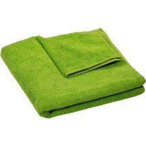 Head Gear Microfibre Towels, Lime (12)