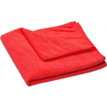 Head Gear Microfibre Towels, Red (12)