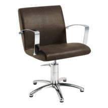 AGV Square Styling Chair on B53 Hydraulic Base