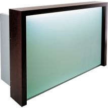 Gamma Covent Garden Reception Desk 160cm