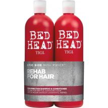 TIGI Bed Head Urban Antidotes Resurrection Tween Pack 750ml