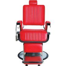 Mr Aston Shelby Barber Chair, Black