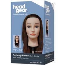 "Head Gear Practice Head, 22-24"""