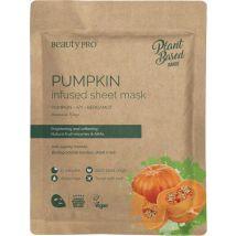 Beauty Pro Pumpkin Infused Sheet Mask