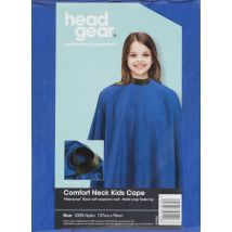 Head Gear Kids Cape with Comfort Neck, Red
