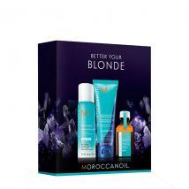 Moroccanoil Blonde Perfecting Shampoo 200ml