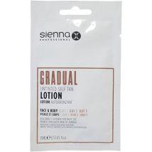 Sienna X Gradual Self Tan Lotion 15ml Sachet