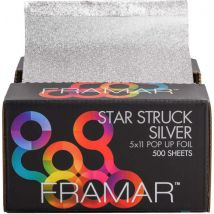 Framar Silver Pop Up Foil